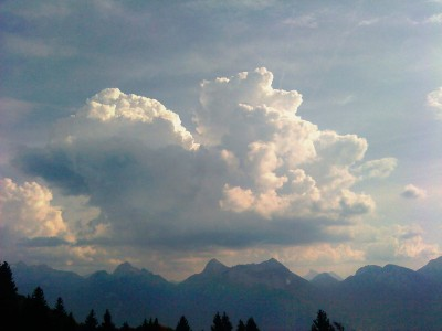cumulus médiocris