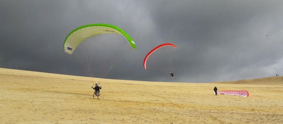 stage soaring dune de pyla