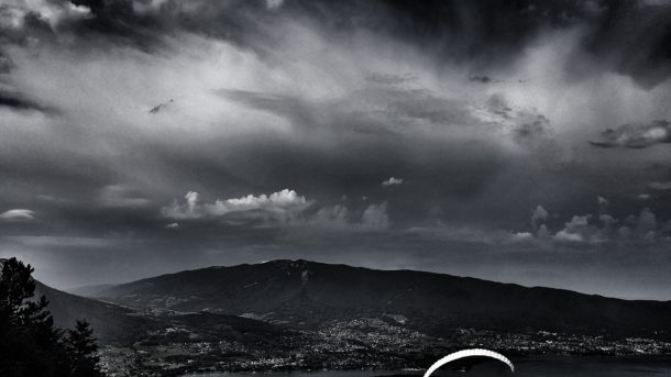 nuage orage