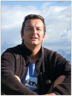 directeur de l'école Eric Aubert
