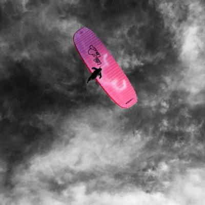 vol d'hiver parapente spiruline GT2