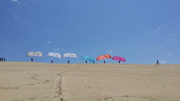 stage soaring dune du pyla