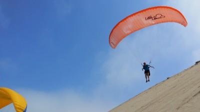 stage soaring à CapBreton
